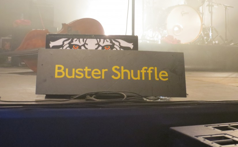 INTERVIEW – Buster Shuffle