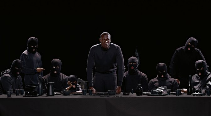 La foudre Stormzy : Gang Signs & Prayer