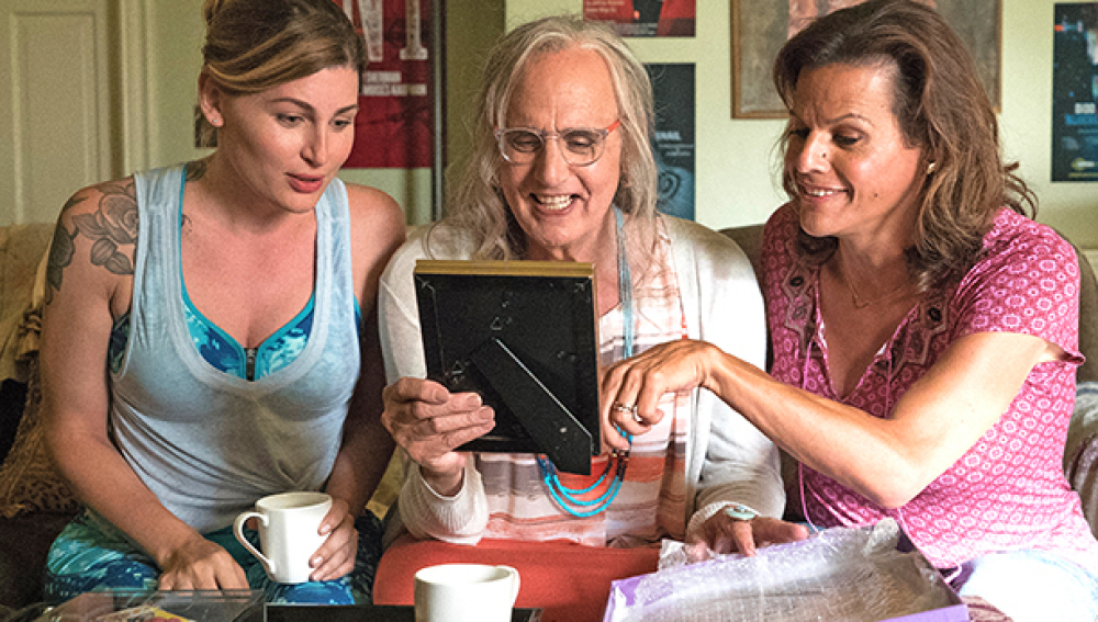 Transparent Trace Lysette, Jeffrey Tambor and Alexandra Billingsseason 2